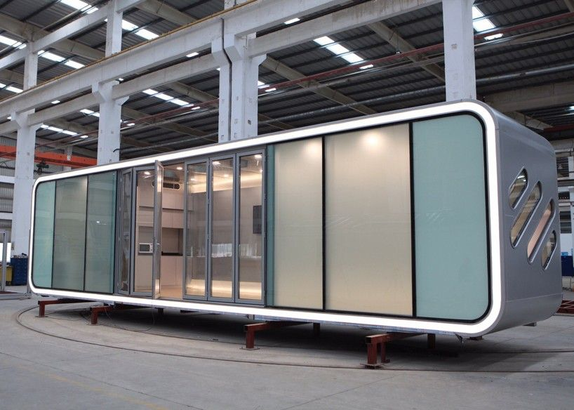 Module House mobile & module house for the future - james law cybertecture