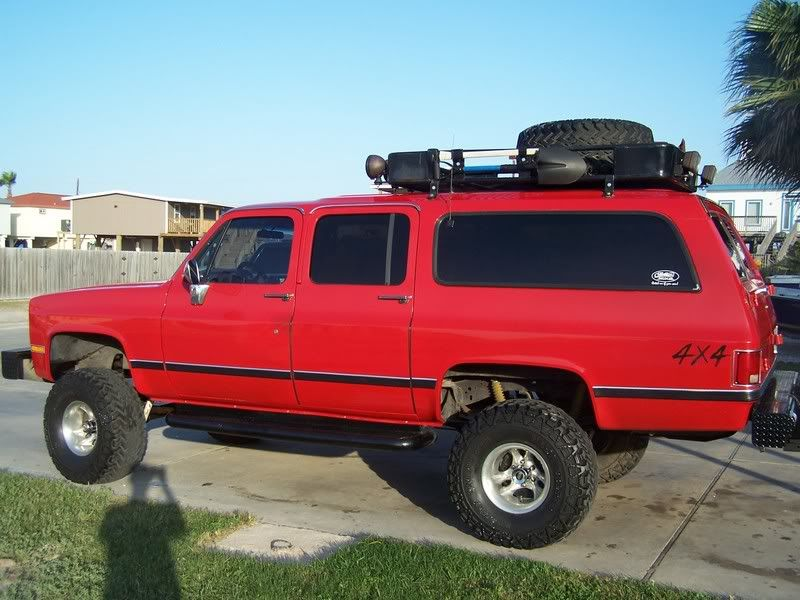 Suburban Roof Rack Corpusfishing Com View Topic 1985 Chevy Suburban 1500 4x4 Chevy Suburban Gmc Trucks Chevrolet Suburban