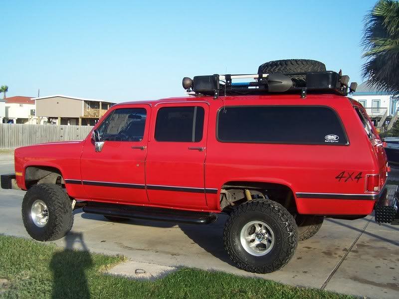 Suburban Roof Rack Corpusfishing Com View Topic 1985 Chevy Suburban 1500 4x4 Chevy Suburban Chevrolet Suburban Gmc Trucks