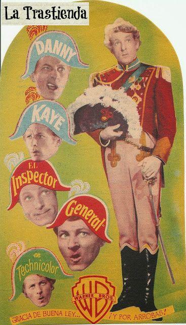 Programa de Cine - El Inspector General