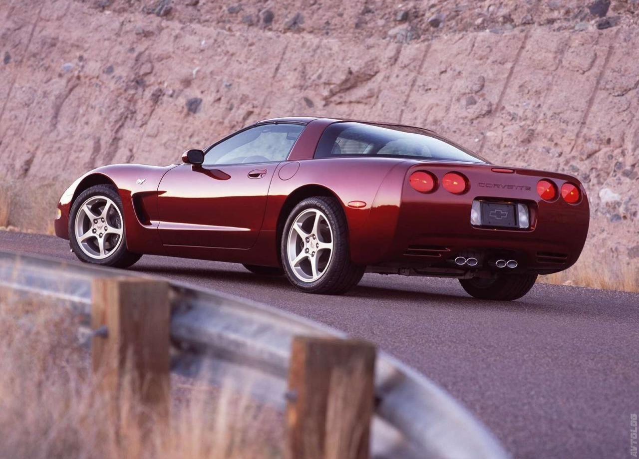 2003 Chevrolet Corvette Chevrolet Corvette Corvette Chevrolet