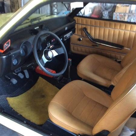 Low Mileage Tiny Italian 1975 Fiat 128 Coupe With Images