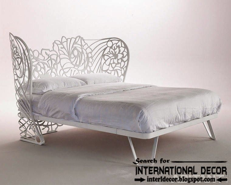 Best Modern Italian Wrought Iron Beds And Headboards 2015 640 x 480