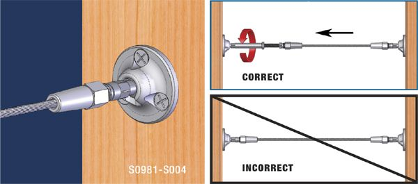 Cable Railing How To Installing Cable Railing Decks