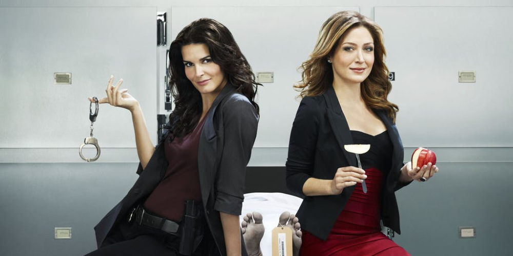 Is It Possible We Ll See A Rizzoli And Isles Reboot Rizzoli Isle Reboot
