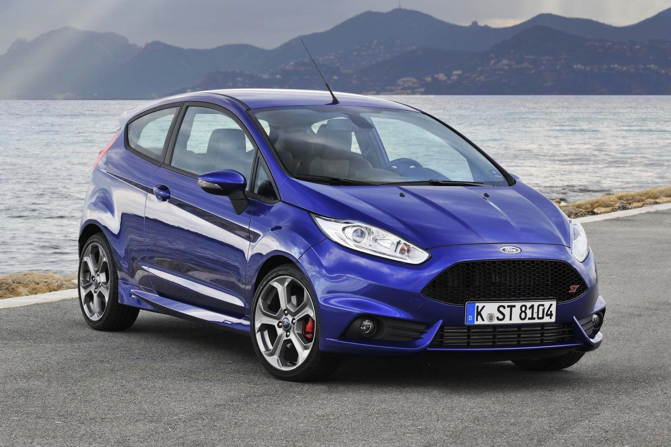 2015 Ford Fiesta St Amazing In Everyway The Fiesta St Delivers A