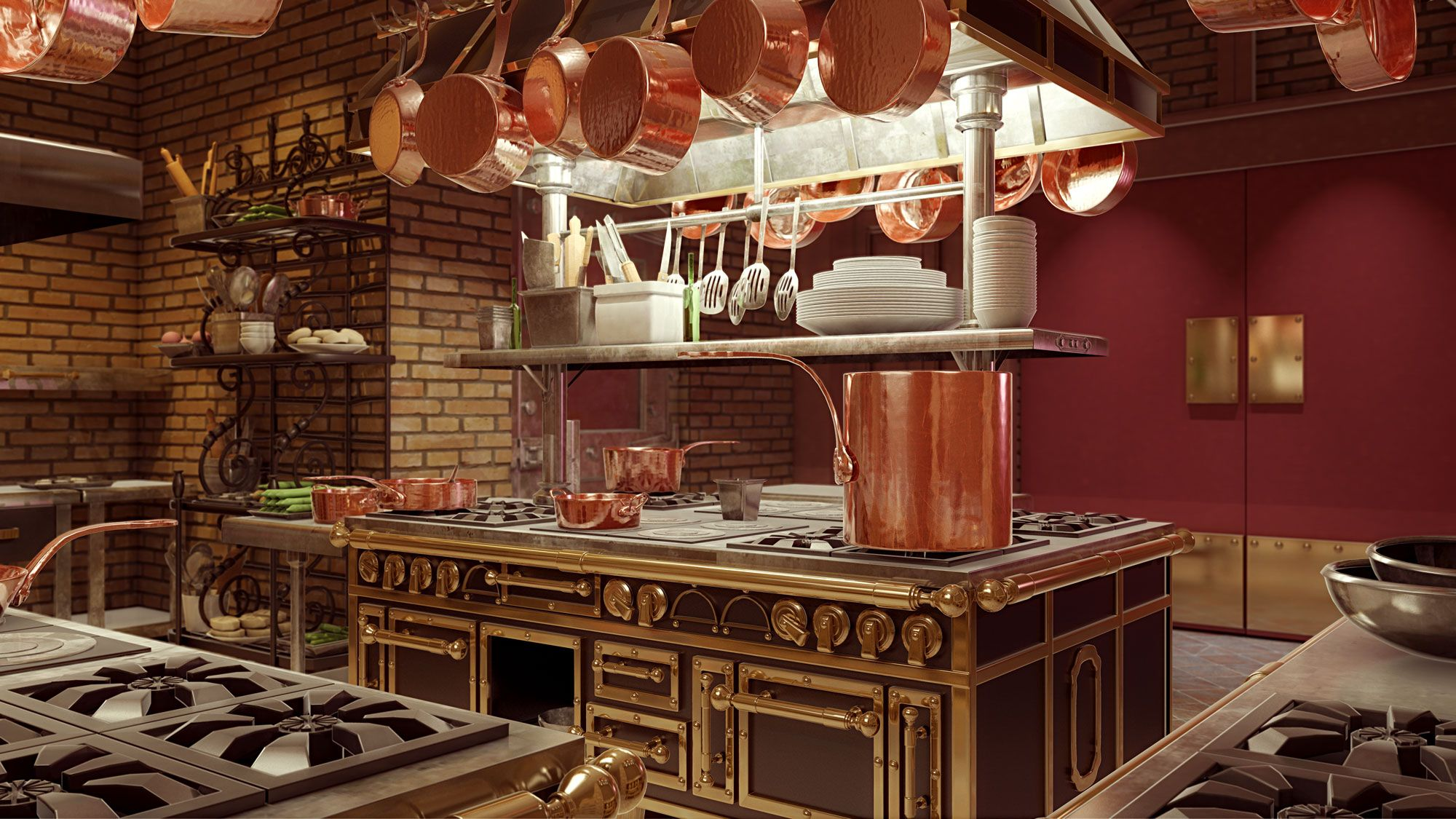 Ratatouille Background Google Search Concept Art