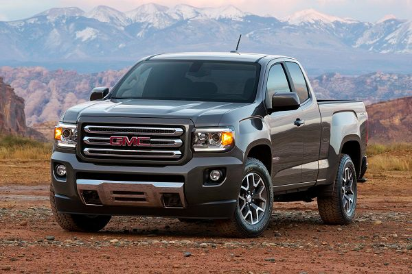 Gmc May Add The Canyon To The Denali Lineup Does It Make Sense To Add A Midsize Pickup To The Denali Range Http Ww Gmc Canyon Canyon Diesel 2016 Gmc Canyon