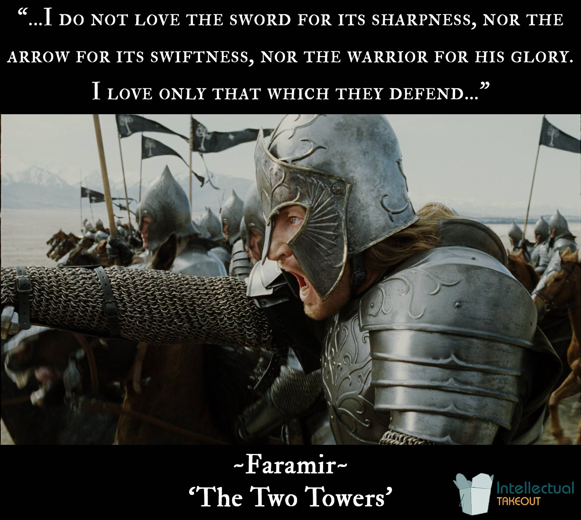 Jrr tolkien funeral quotes