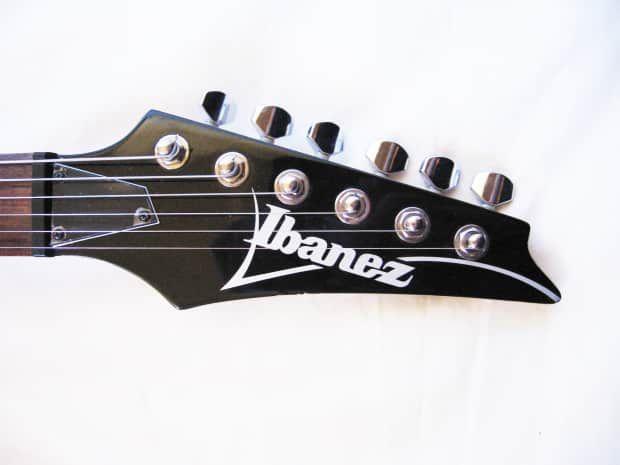 Ibanez Iceman 2000 Black | Reverb