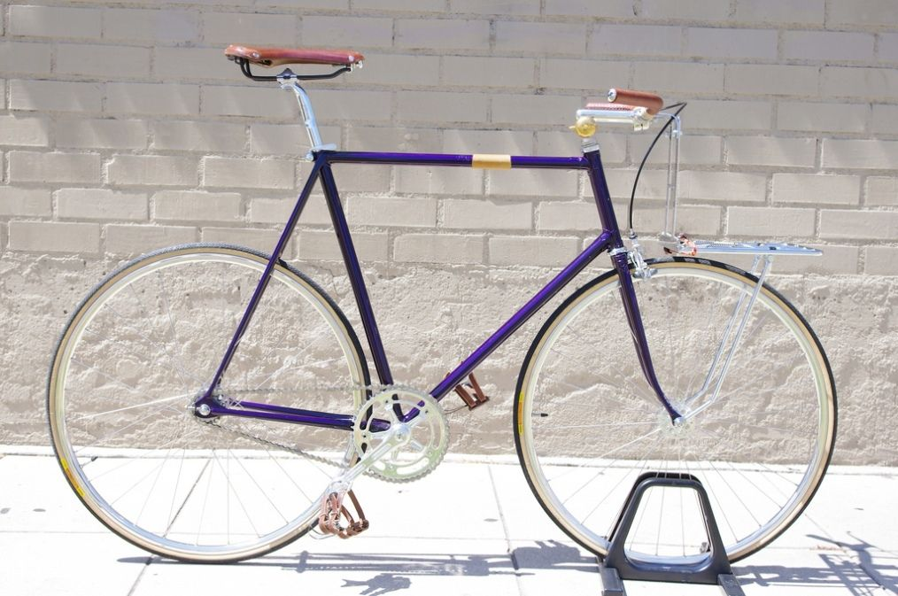 Early 1960 S Gitane Track Bike Bicicletas Pinterest