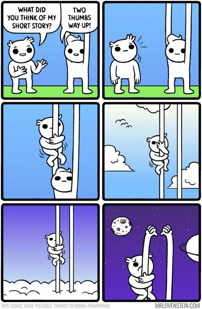 Hilarious Comics Creepy Dark Humor Funny Memes Funny Cartoons Funny Gags