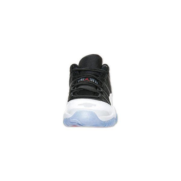 Boys Grade School Air Jordan Retro 11 Low Basketball Shoes Liked