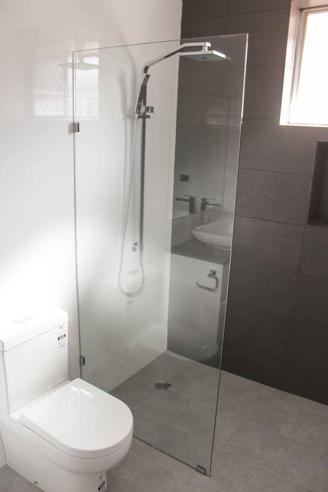 Frameless Shower Screens Bathroom Renovations Dianella Compact Shower Room Shower Screen Bathroom Renovations