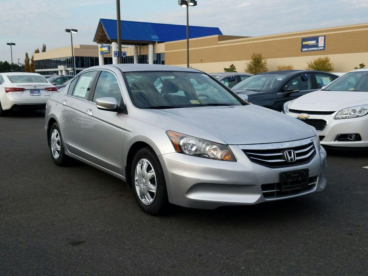 Used 2012 Honda Accord In Sterling Virginia Carmax Vehicles I
