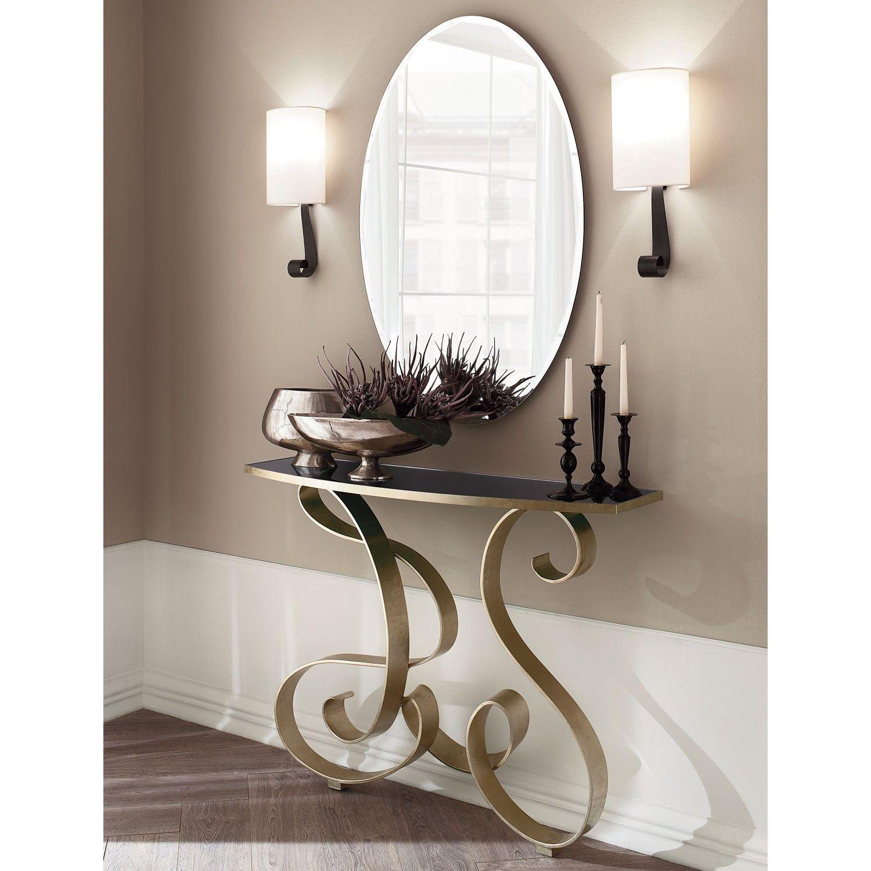 Table D Appoint En Fer Forge Miro Diotti Com Deco Entree Maison Idee Deco Couloir Mobilier De Salon
