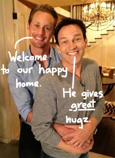 from Keith stephen moyer gay