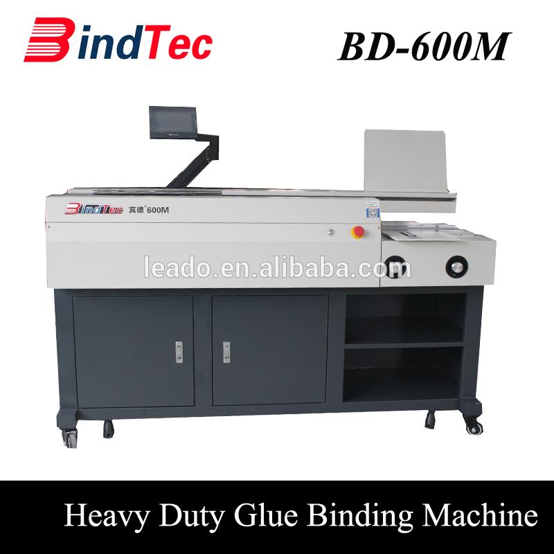 BD-600M Heavy Duty Automatic Wireless EVA Glue Book