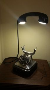 Night light table lamp lamp decor