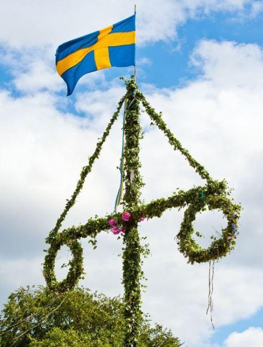 Image result for midsommarstång