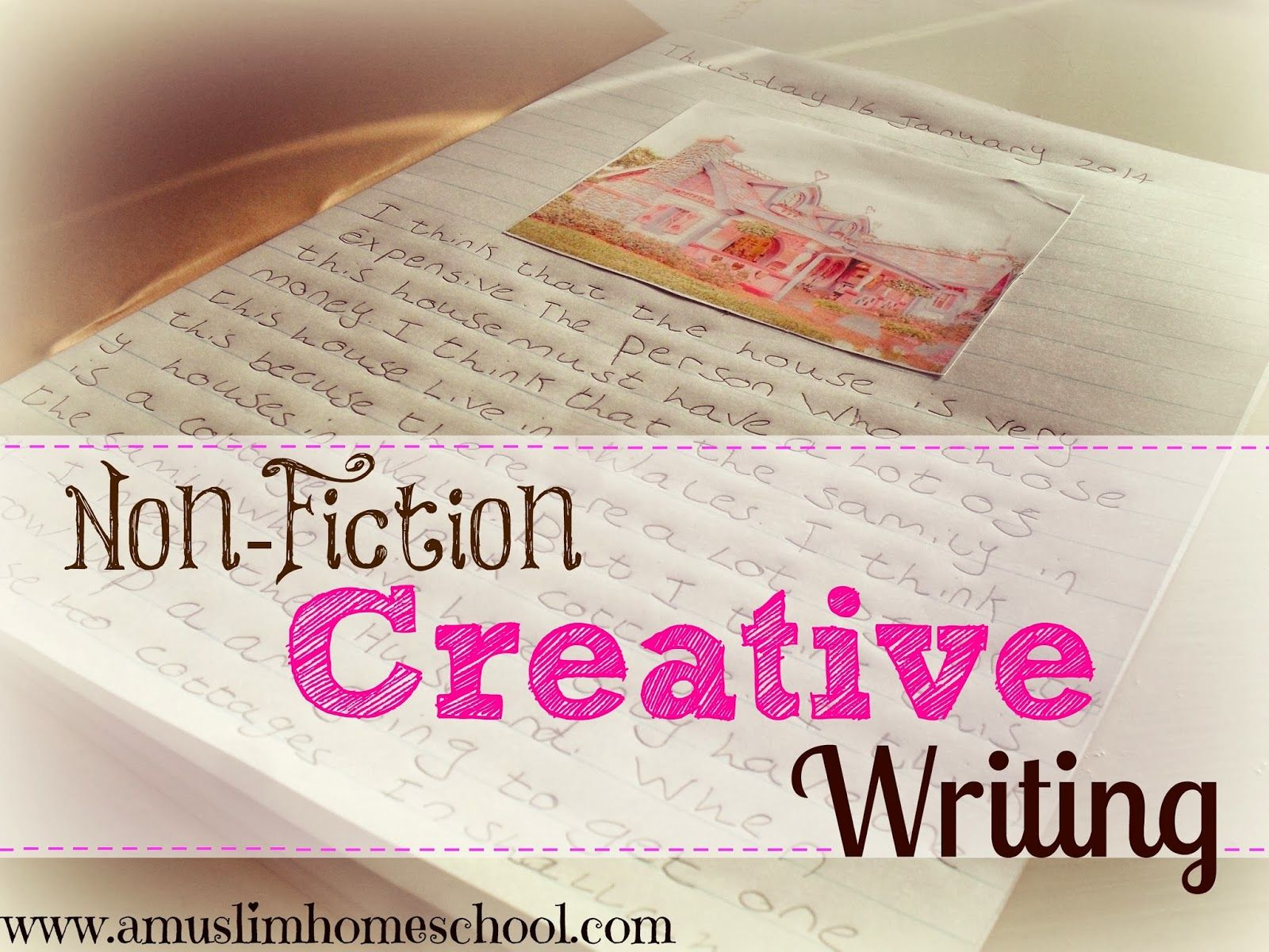 tips for writing creative nonfiction Lee kofman: author author, creative writing mentor & teacher my top 7 tips for writing creative nonfiction here are my top tips writing is reading.
