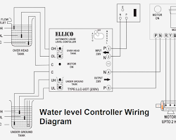 Automatic Water Level Controller Wiring Diagram Electrical Circuit Diagram Diagram Wire