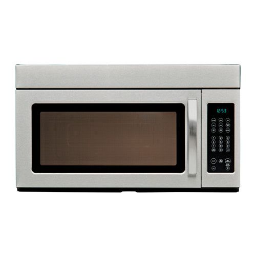 BETRODD Microwave oven with extractor fan IKEA 5-year Limited