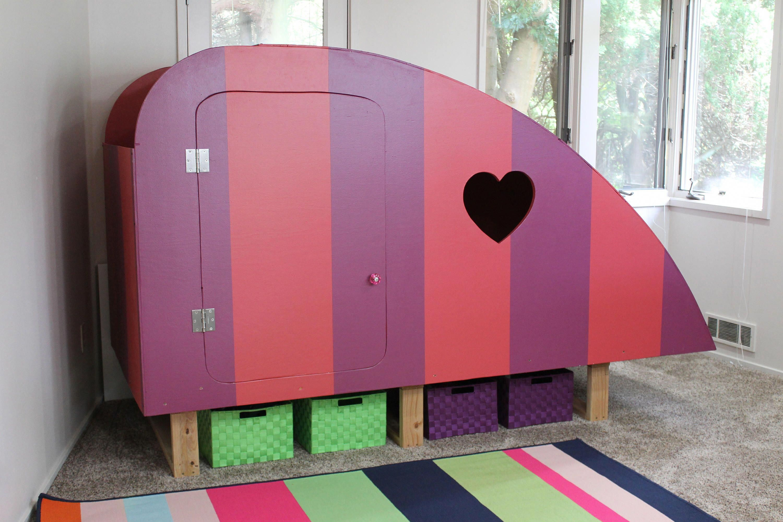 Digital Download Kids Playhouse Kids Bed Playhouse Bed