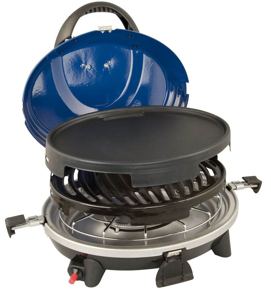 Campingaz Grill 3 in 1 CV Version Blue, Trekkinn#blue #campingaz #grill #trekkinn #version