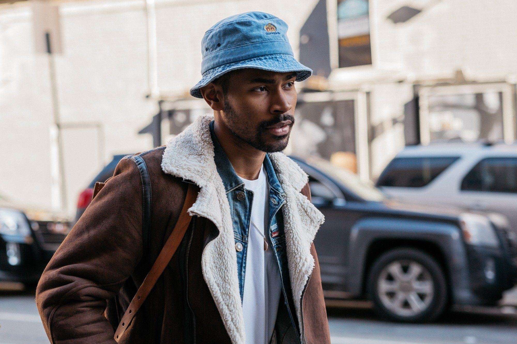 The Best Street Style From New York Fashion Week  Men s Photos  71260b4c70f0