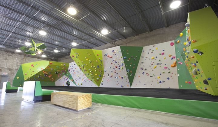 Image result for unique climbing wall indoor rock