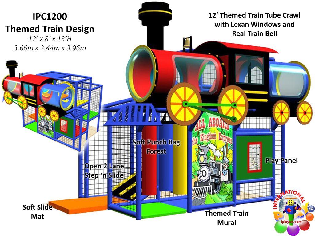 Commercial indoor Playground Equipment for Children