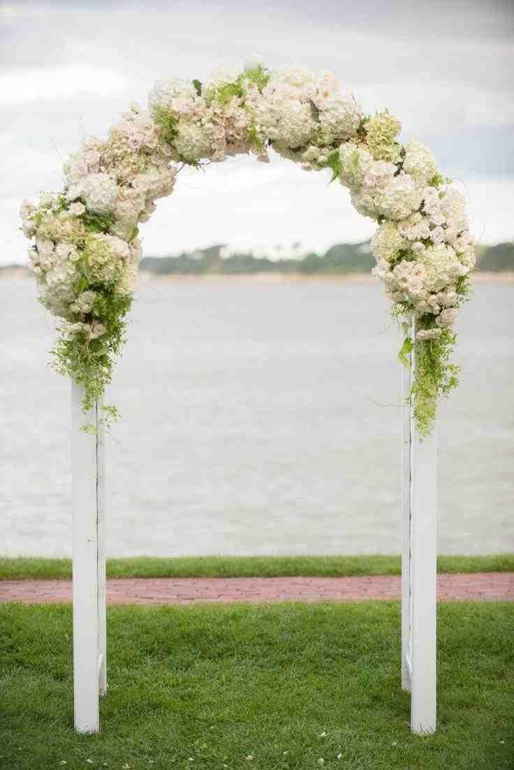 Outdoor Wedding Arbor Ideas