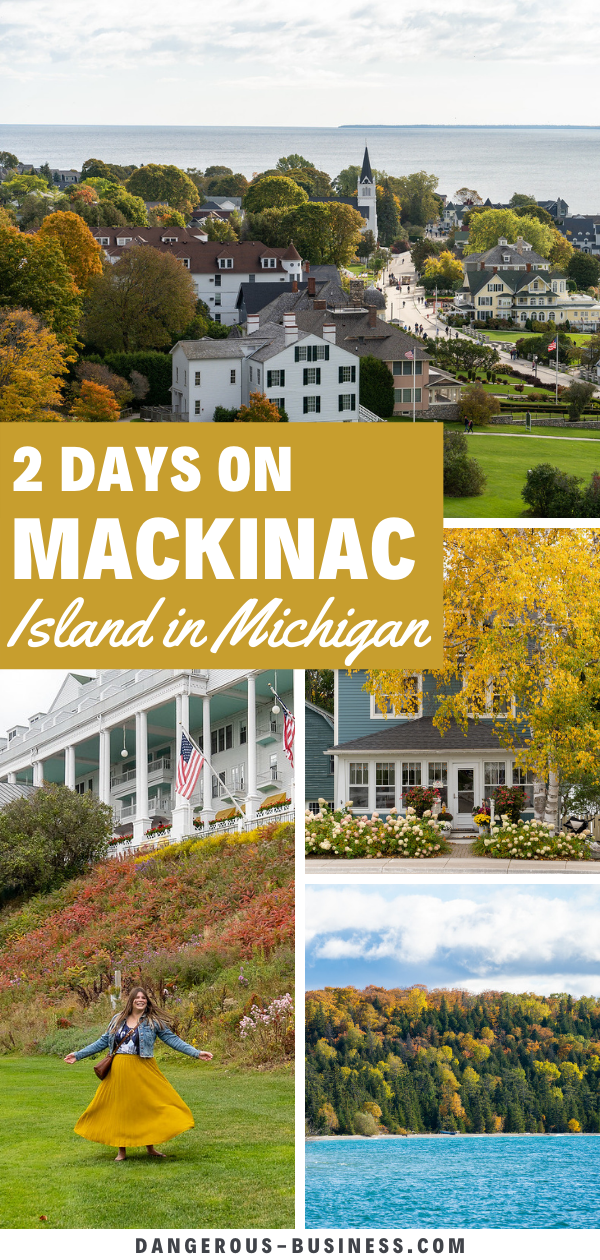 Stepping Back In Time For 2 Days On Mackinac Island In 2021 Mackinac Island Us Travel Destinations Weekend Getaways For Couples
