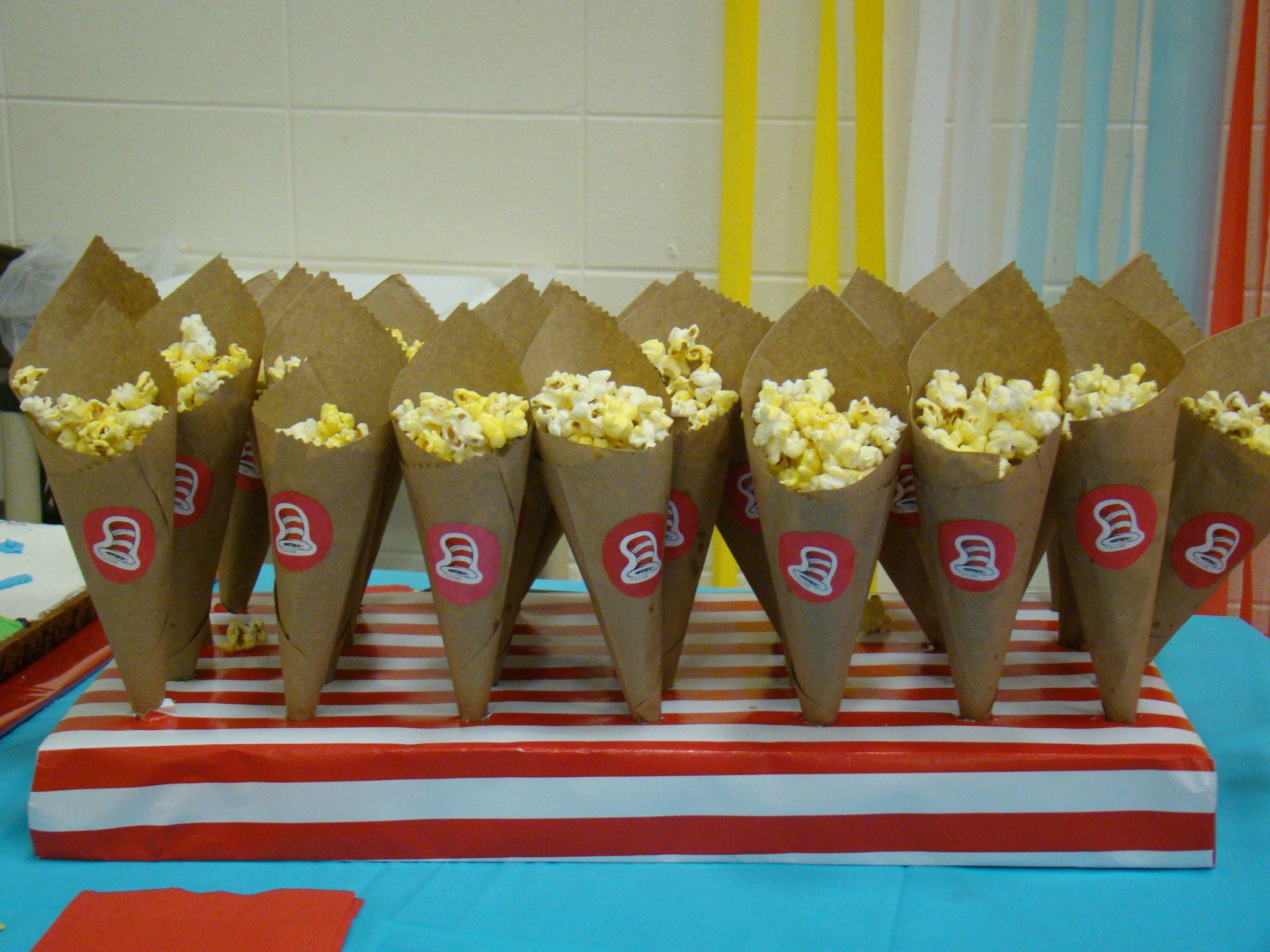 Preschool Graduation Table Dr Seuss Theme Oh The Places