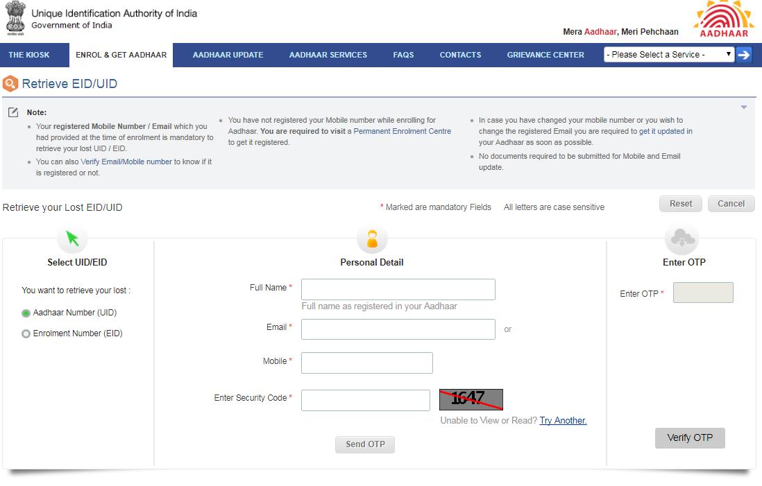How To Apply For Duplicate Aadhaar Card Online And Offline Method To Re Apply Lost Aadhaar Card The Benefits Of Aadhaar Card C How To Apply Cards Government
