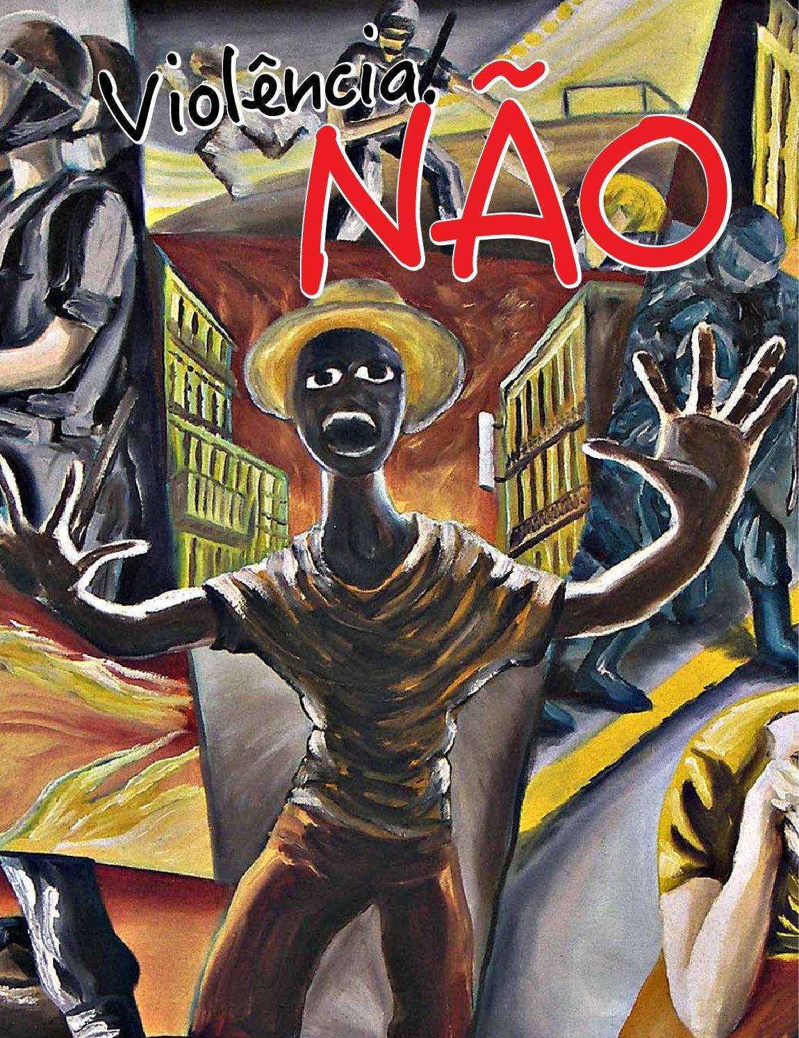 Revista nao  NÃO A VIOLÊNCIA