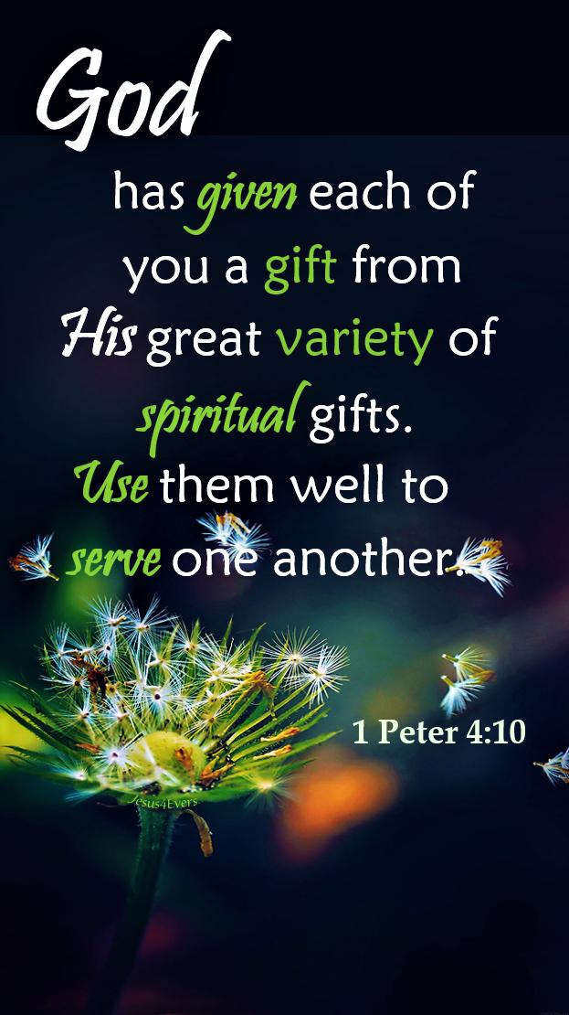 Jesus4Evers | O my soul, I am the door, 1 peter