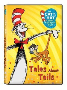 Cat In The Hat Knows A Lot About That Includes 2 Episodes With Beavers A Tale About Tails Which Is About How Diffe Happy Birthday Dr Wiggles Birthday Tales