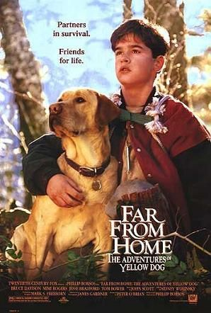Movie Review Far From Home The Adventures Of Yellow Dog Movies