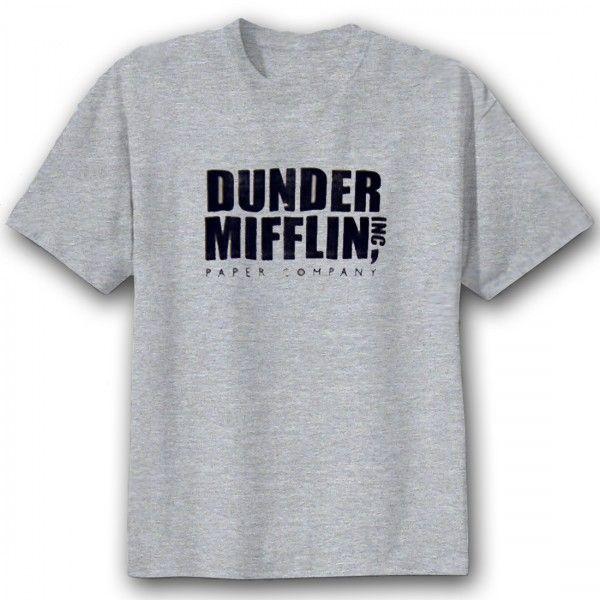 The Office Dunder Mifflin Mission Statement T Shirt The Office Shirts Statement Tshirt Shirts