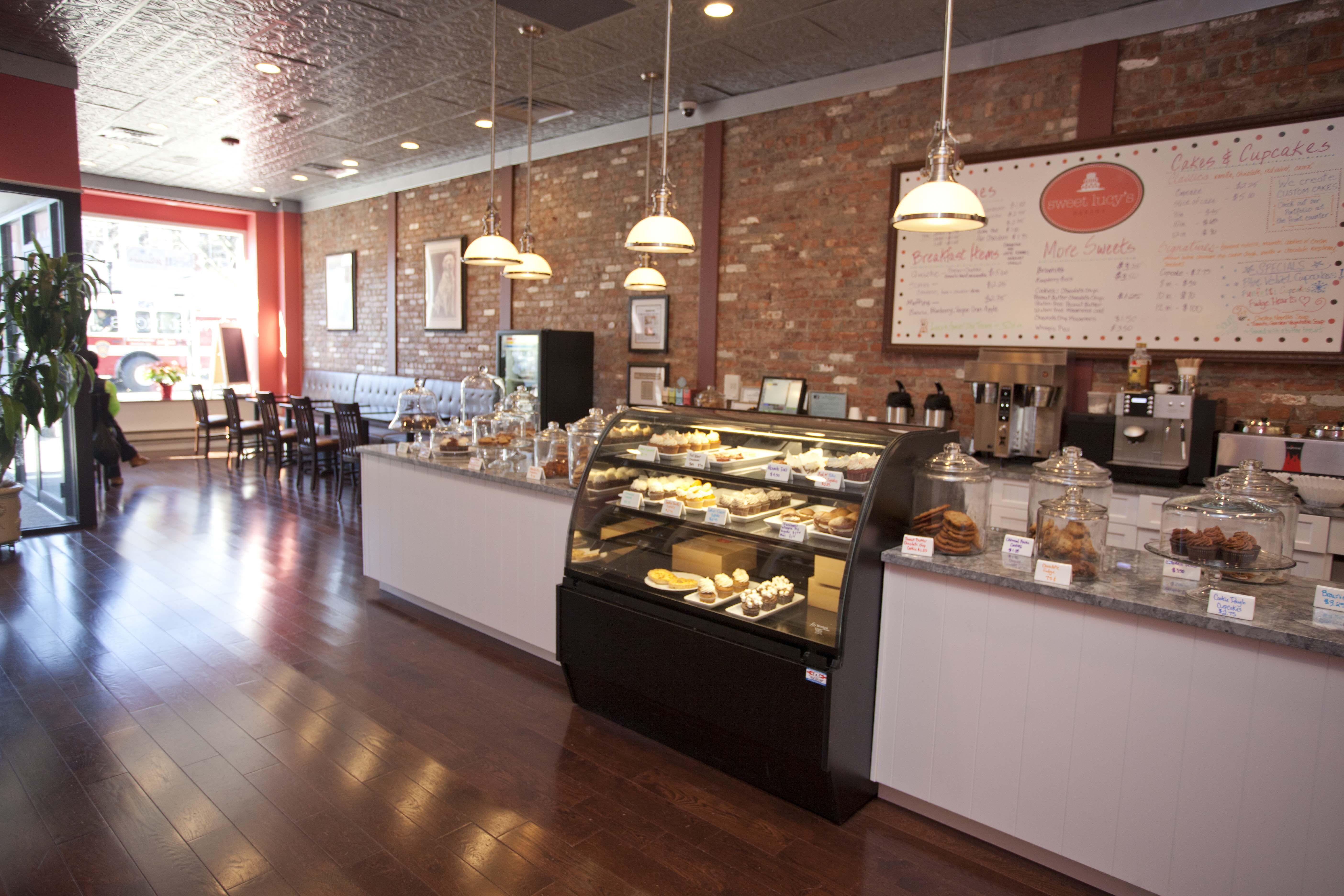 Has A Similar Brick Background Cafe Morristown Breakfast Bar
