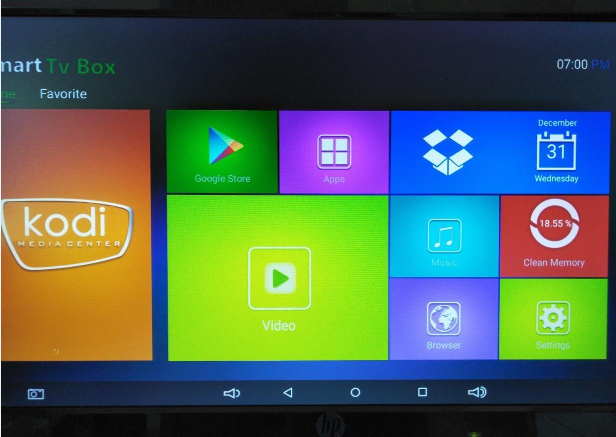 Q Box Android 5 1 TV BOX qbox HD Receiver Amlogic S905 2GB RAM 16GB