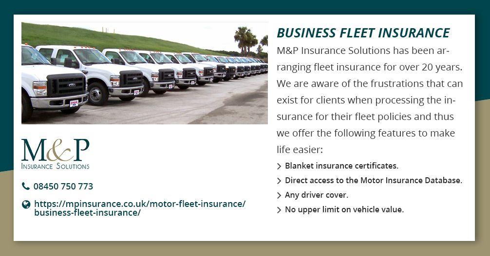Pin On Business Fleet Insurance