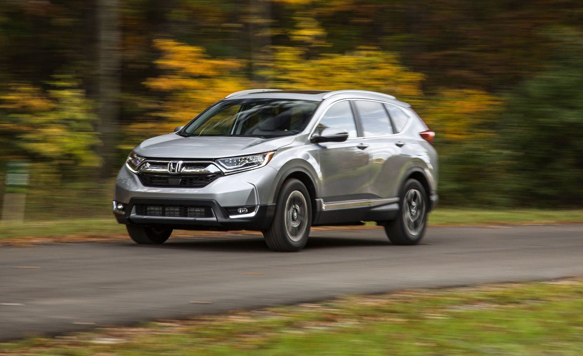 2019 Honda CRV Reviews Car Best compact suv, Best