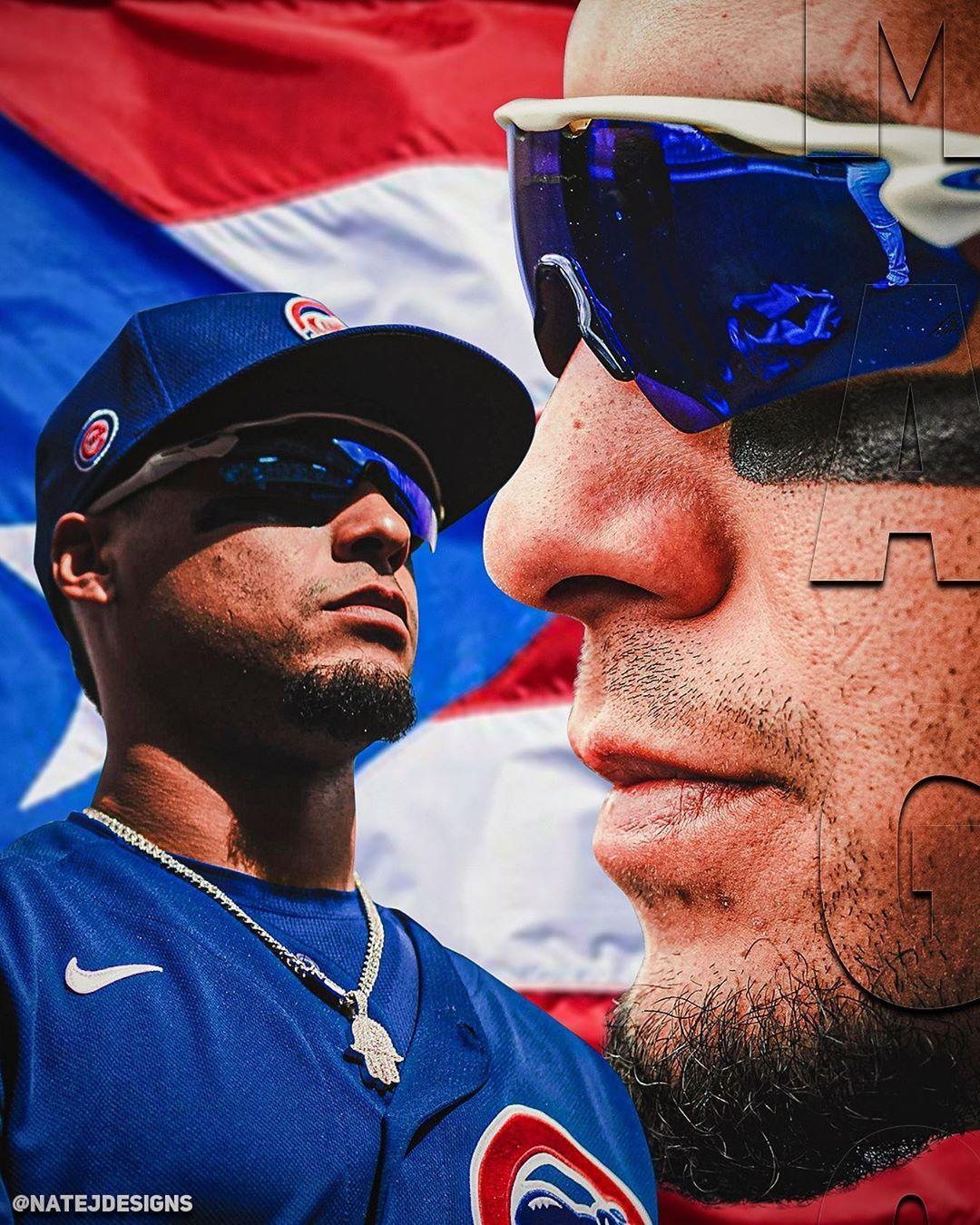 Nathaniel Ramos On Instagram Javy23baez Javierbaez In 2020 Chicago Cubs Baseball Cubs Baseball Chicago Cubs