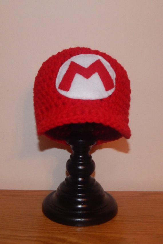 Super Mario Hat, Baby Mario Costume