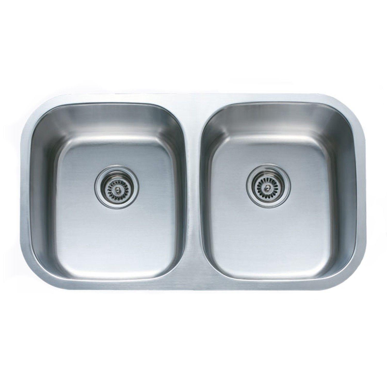 Omni Omega Stainless Steel Sink OM-50/50 | Stuff to Buy | Pinterest | Om