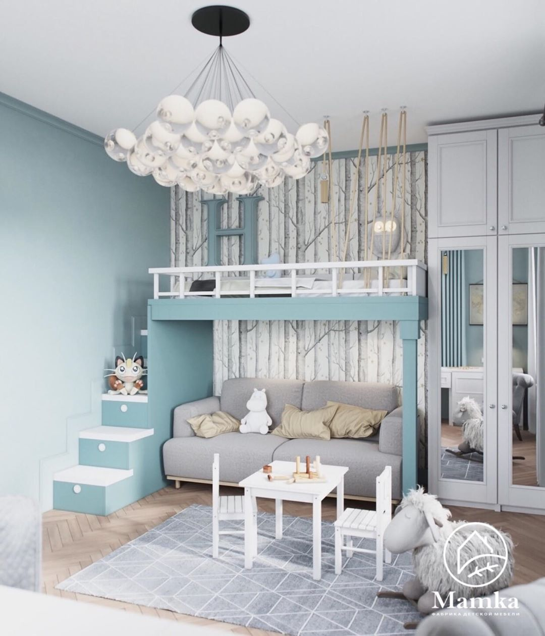 40 THE MOST BEAUTIFUL AND COOL KIDS ROOM DECORATION IDEAS - Page 29 of 44 - My Blog