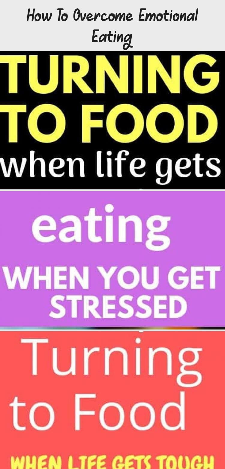How to Stop Over Eating AND START LOSING WEIGHT| How to stop emotional eating, what is emotional eat...